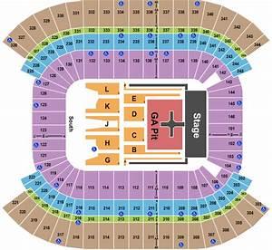 Nissan Stadium Seating Chart Nashville