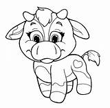 Cow Coloring Pages Cows Chibi Printable Face Cartoon Drawing Bow Draw Preschoolers Moon Sketch Getdrawings Getcolorings Tail Template Popular sketch template
