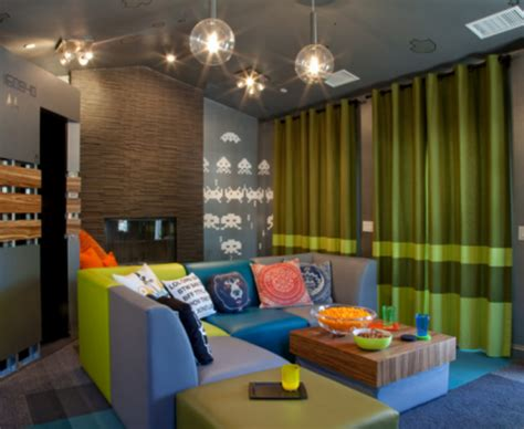 Cool Video Games Themed Room For Kids
