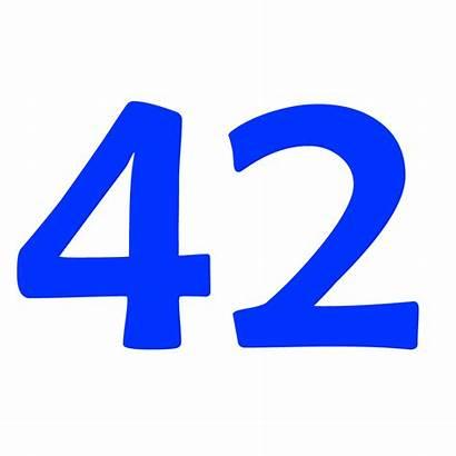 42 Number Tiara Tilted Md Cool Funny