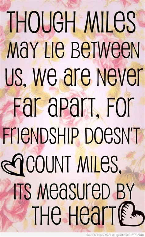 Friendship Quotes Long Distance Friendship Quote In Cute. Love Quotes For Him On His Birthday. Nice Nature View Quotes. Alice In Wonderland Quotes By Mad Hatter. Bible Verses You Won Hear In Church. Summer Quotes Happy. Strong Sister Quotes. Funny Quotes Lines. Nature Quotes On Life