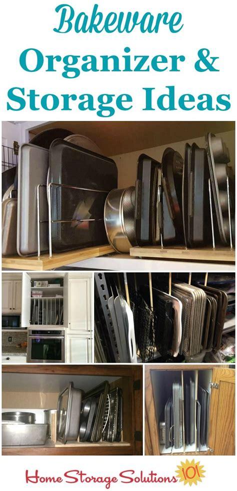 real solutions kitchen organizers bakeware organizer storage ideas bakeware real 4511
