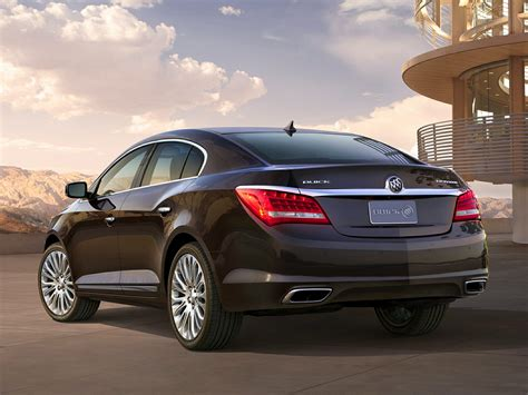 buick lacrosse price  reviews safety