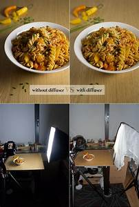 Food Photography - 7 Lighting Tips - Shoot the cook - Food photography tips with healthy and ...