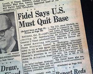causes of cuban missile crisis essay