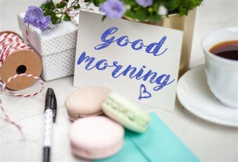 contoh ucapan selamat pagi harian nusantara