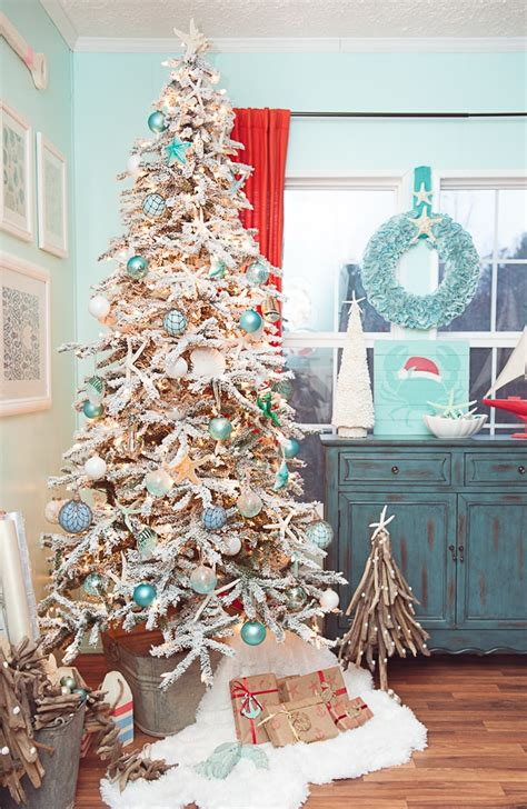 coastal christmas treetopia design council