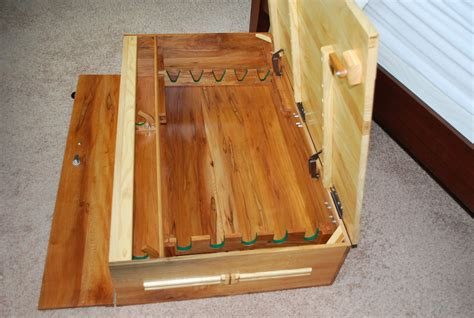 bed gun storage  greg   lumberjockscom