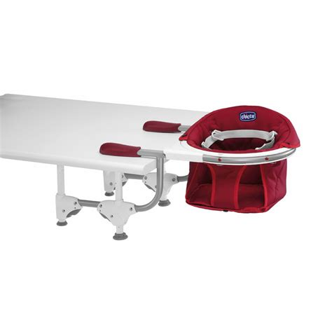 siege de table chicco 360 siege de table 360 scarlet texture douce de chicco