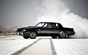 1987 Buick Regal Grand National First Drive