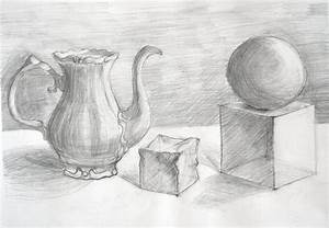 still life drawing 2 by Leila98 on DeviantArt