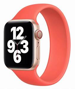 two new bands for the apple series 6 loop and