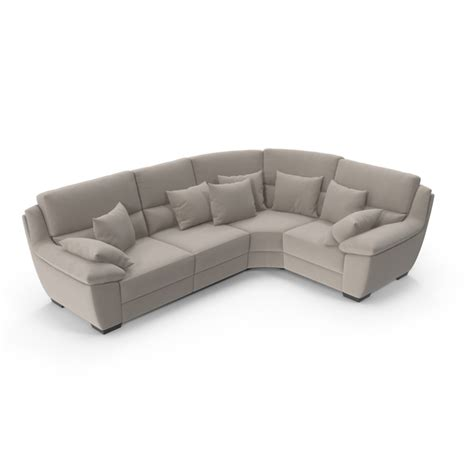 velvet corner sectional sofa png images psds