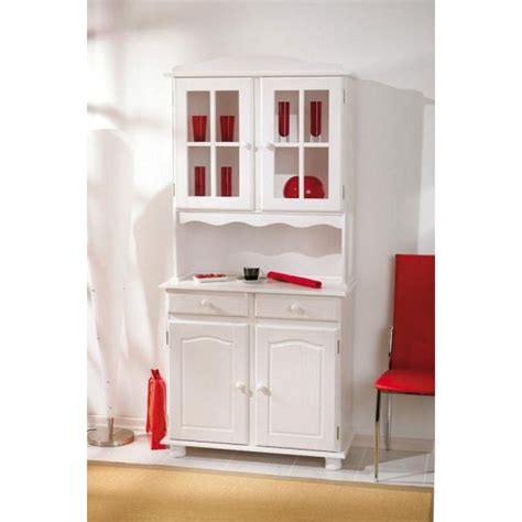 meuble vaisselier cuisine vaisselier de cuisine pas cher
