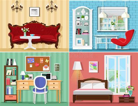 spa siege social salles graphiques élégantes réglées salon chambre à
