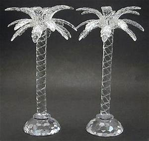 Palm Tree Candle Holders MonsterMarketplace com Home