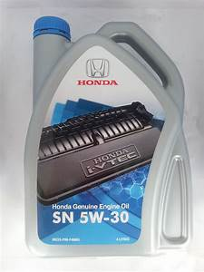 Honda Engine Oil Sn 5w