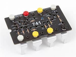 The Xl741 Discrete Op