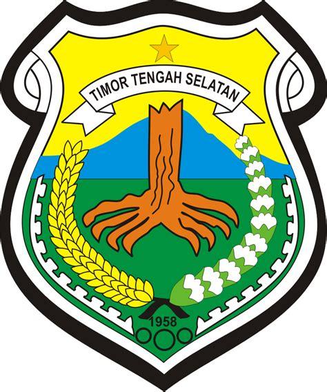 logo kabupaten kota logo kabupaten timor tengah selatan