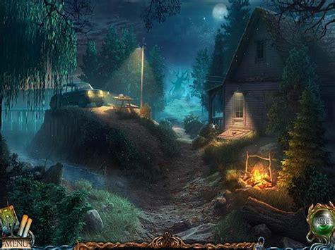 Shadow Wolf Mysteries: Sous la Lune Pourpre jeu iPad