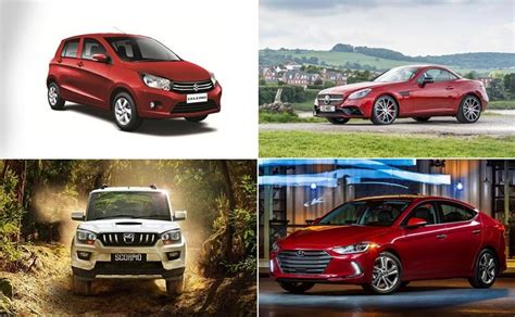 Types Of Automobiles List by Different Types Of Cars List Ndtv Carandbike