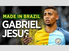 Man City create incredible Gabriel Jesus documentary