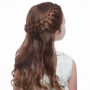 Best and Super Cute Flower Girl Hairstyles You Can Try ...
