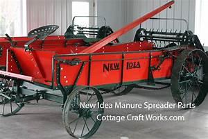 New Idea Parts - Farm  U0026 Ranch Implements