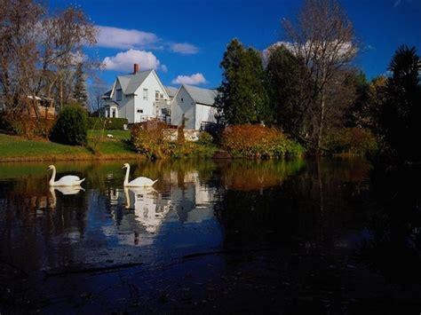 t 233 l 233 charger fonds d 233 cran maison au bord d un lac gratuitement