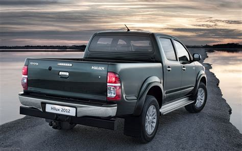 Toyota Hilux 2018 Widescreen Exotic Car Wallpapers 02 Of
