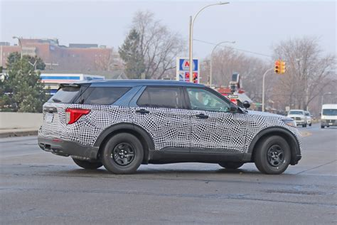 2020 Ford Utility by 2020 Ford Interceptor Utility Release Date Used