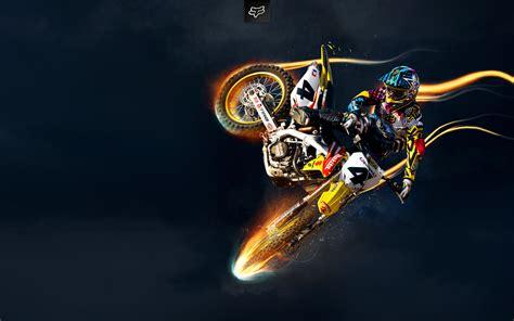 Suzuki Motocross Wallpapers
