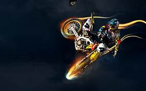 HD Motocross Wallpaper
