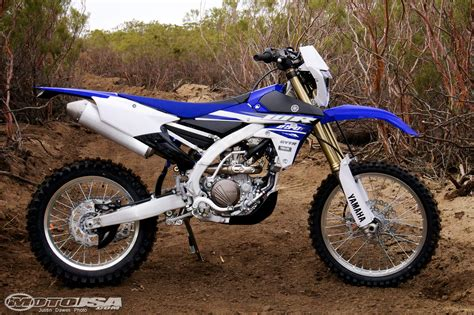 Modification Yamaha Wr250 R by 2015 Yamaha Wr250f Ride Review Gearopen