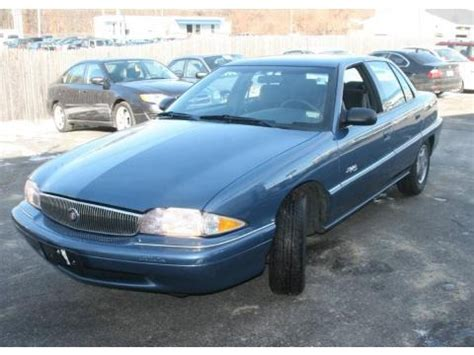 1997 Buick Skylark Custom by 1997 Buick Skylark Custom Sedan Data Info And Specs