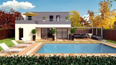 bureau louer lyon maison avec toit terrasse le plan maison moderne sans