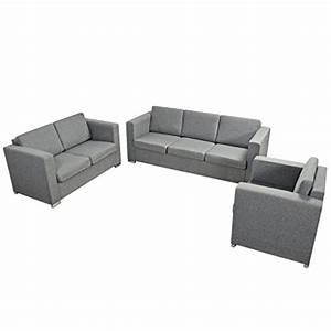 Sofa Hussen 3 Sitzer : 3 sitzer und andere sofas couches von festnight online kaufen bei m bel garten ~ Bigdaddyawards.com Haus und Dekorationen