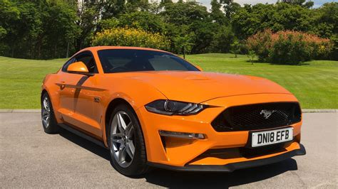 used ford mustang 5 0 v8 gt 2dr auto petrol coupe for sale in scotland macklin motors