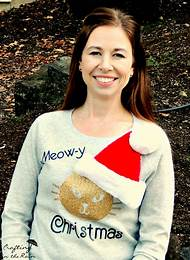 ugly christmas sweater ideas - Easy Ugly Christmas Sweater Ideas