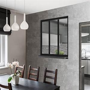 Verriere Interieure Coulissante : axioma castorama trendy cuisine avec verriere interieure ~ Premium-room.com Idées de Décoration