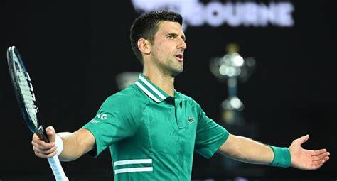 Updated 1644 gmt (0044 hkt) february 14, 2021. Australian Open 2021: Novak Djokovic derrotó a Alexander ...