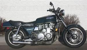 1979-1983 Kz1300 Motorcycle Service Repair Manual