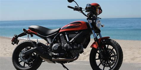 Ducati Scrambler Sixty2 by A Day With The New Ducati Scrambler Sixty2 Cool Material