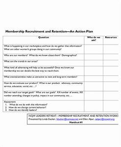 recruitment plan examples free download recruitment plan With recruitment action plan template