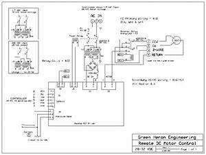 Wiring Diagram For A Dayton 4x796b Motor Speed Control