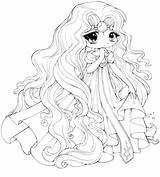 Coloring Anime Sad Pages Princess Printable Print Getcolorings sketch template