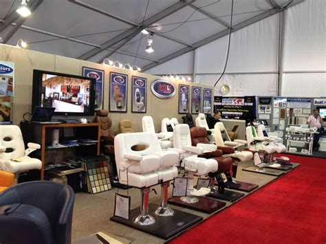 Lebroc Boat Chairs by 2014 Ft Lauderdale International Boat Show Flibs Page