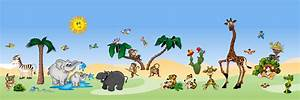 Jungle Safari Wall Stickers | Jungle Themes Shop | Fun Decor
