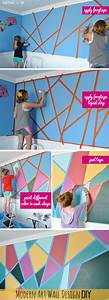Impressive, Diy, Wall, Murals, For, The, Plain, Walls, In, Your, Home