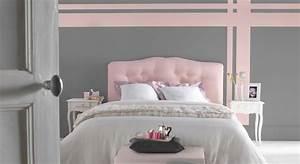 gris et rose un duo de charme un gris building pour la With chambre grise et rose